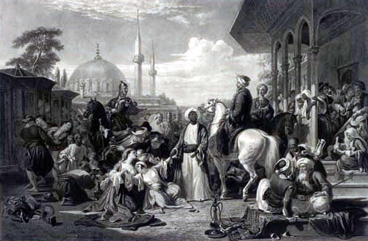 19. yüzyılda Kafkasya'dan Osmanlı'ya gönderilen kölelerin listesi bulundu 57